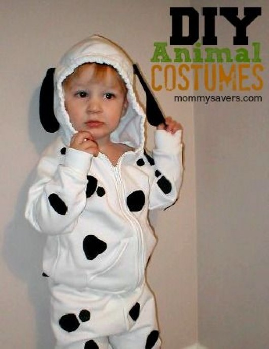 Diy costume and halloween costume ideas for kids diy for Easy homemade costume ideas for kids