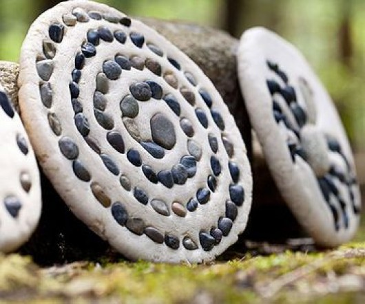 15 diy nature craft ideas for kids diy craft ideas for Crafts using stones