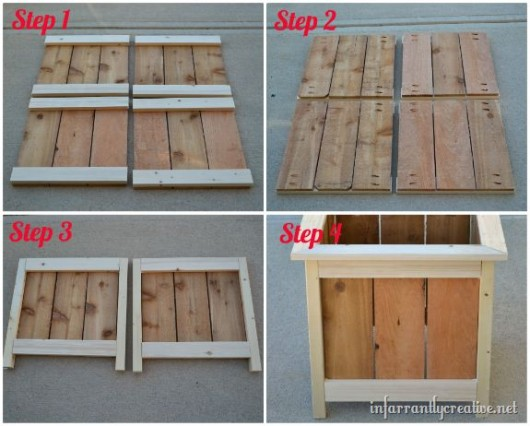 Some Simple Ideas on How to Craft DIY Planter Boxes