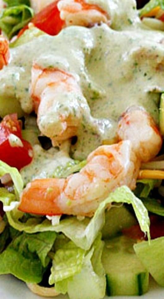 homemade-seafood-salad