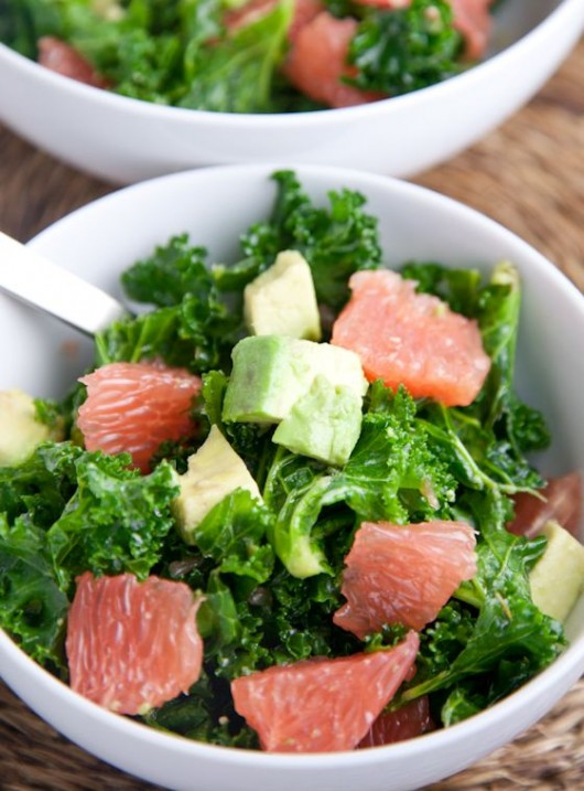 True Food Kale Avocado Recipe