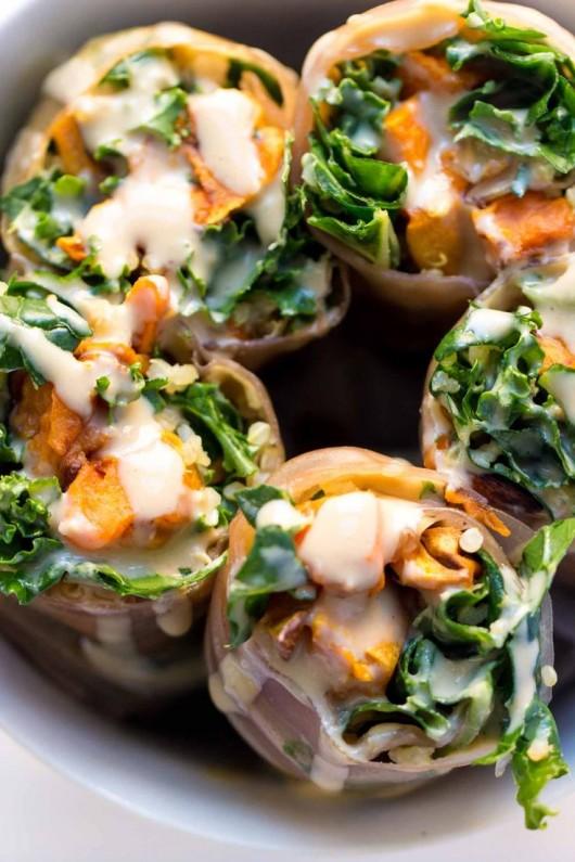 True Food Kale Salad Recipe
