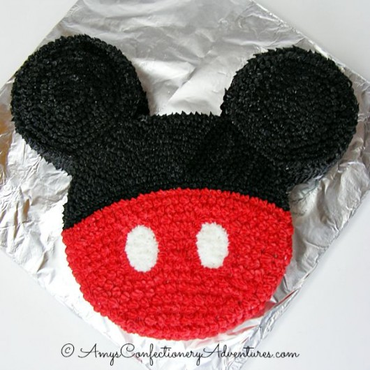Easy Diy Minnie Mouse Cake