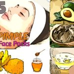 DIY Facemasks & packs : Top 5 DIY Face Packs to Get Rid of Pimples