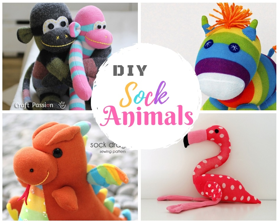 image relating to Free Hand Puppet Patterns Printable identify 40 Do it yourself Sock Animal Toys: Cost-free Sewing Habit for Plushies