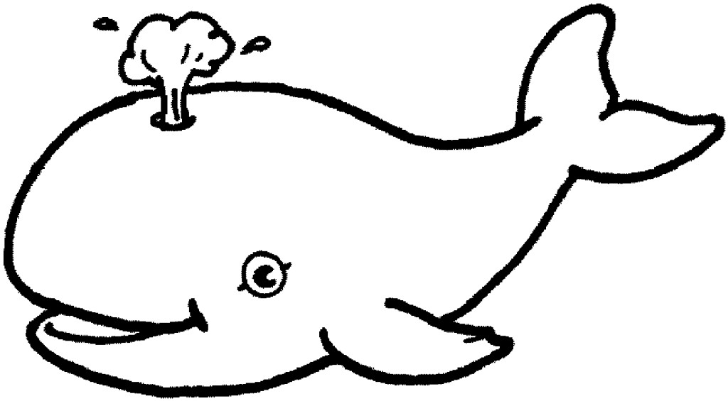 animal coloring page 3 - Animal Outlines To Color