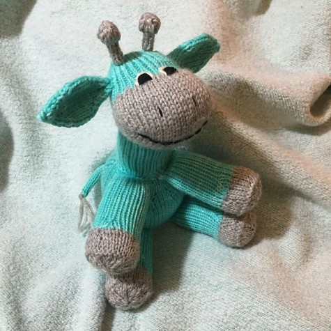 Free Knitting Patterns For Toys Animals : #80 DIY Animal Crafts: Halloween Animal Costumes, Mask and Stuffed Toys - Pag...