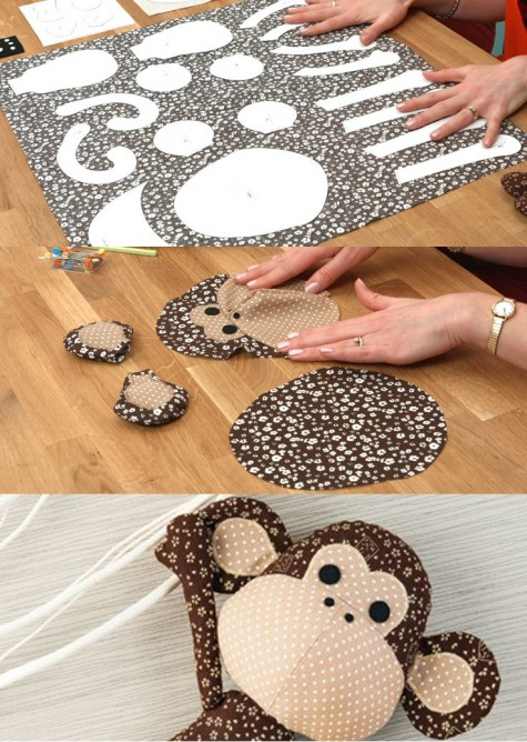 80 DIY Animal Crafts: Halloween Animal Costumes, Mask and Stuffed ...