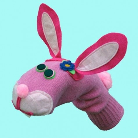 How to Make a Stuffed Bunny