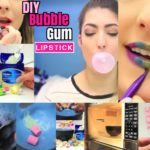 DIY Lipstick : How to Make Bubblegum Lipstick Step by Step Guide