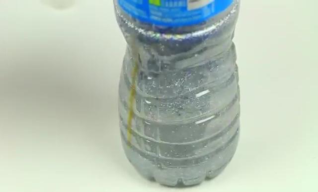 DIY Glitter Liquid Orbeez Stress Ball (9)