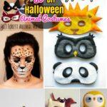 #80 DIY Animal Crafts: Halloween Animal Costumes, Mask and Stuffed Toys