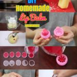 DIY Lip balm: Homemade Lip balm How to make Tinted Lip Balm in 5 Mins