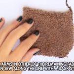 how to make a diy sock monkey