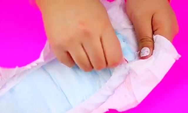 DIY Craft Ideas: Squishy Stress Ball with Diapers & Stretchy Egg Yolk Stress Ball - Diy Craft ...