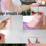 DIY Gift Craft Ideas: #4 How to Make Stackable Friendship Bracelets