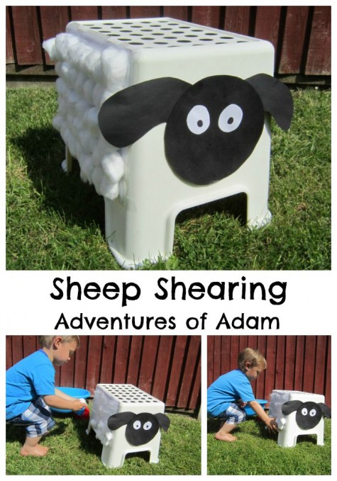 DIY Farm Crafts and Activities