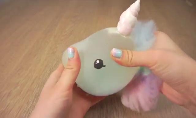 DIY Stress Ball: How to Make a Unicorn Stress Ball Step by Step ...