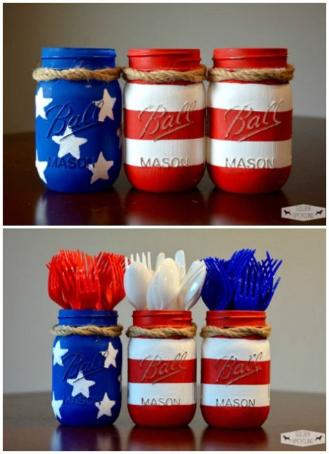 DIY Mason Jar Crafts Ideas