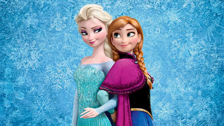 Frozen Anna and Elsa Diy Craft Ideas Gardening