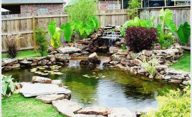 Superieur DIY Water Garden Ideas: #60 Pond Garden Ideas And Design Inspiration