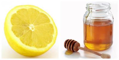 Lemon Honey face mask