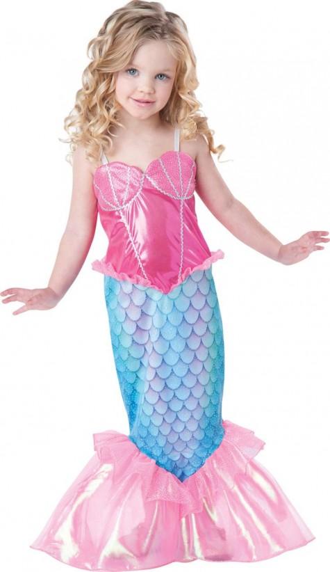Mermaid costume ideas