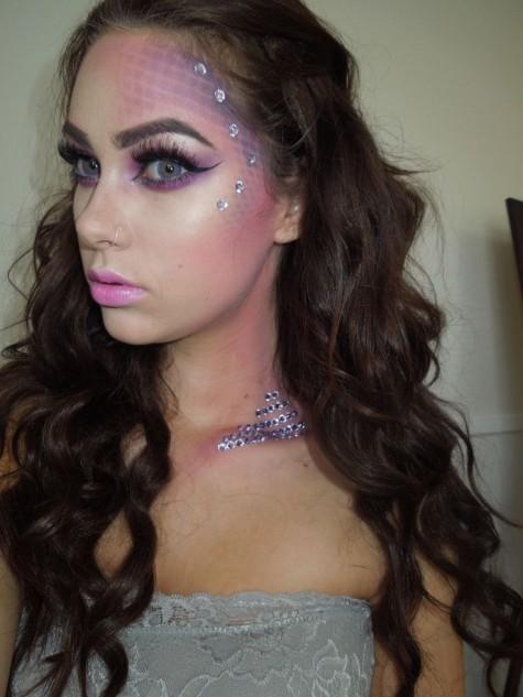 #72 DIY Mermaid Ideas : Mermaid Costumes Coloring pages - Mermaid Halloween Makeup Ideas