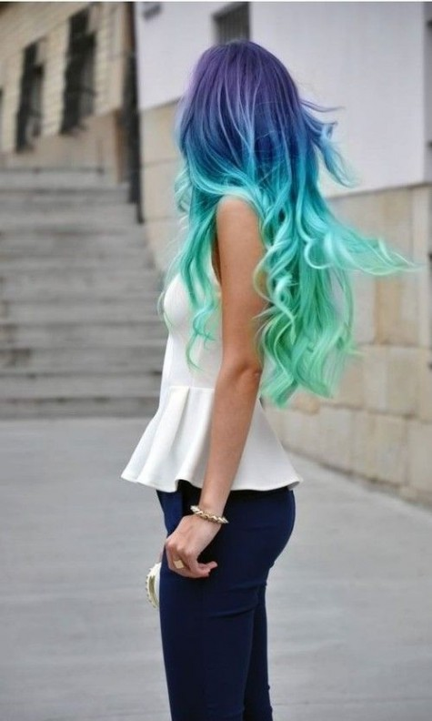 Mermaid-Hairstyle-and-Coloring
