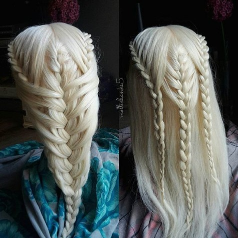 simple party hairstyles for girls tutorial