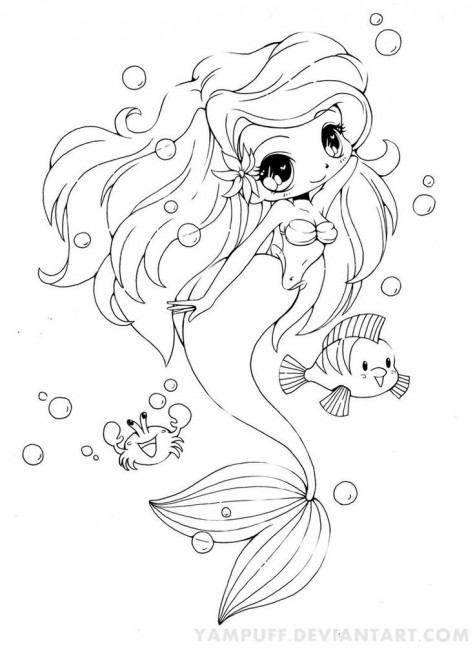 cute mermaid coloring pages cute mermaid coloring pages | Coloring Pages cute mermaid coloring pages
