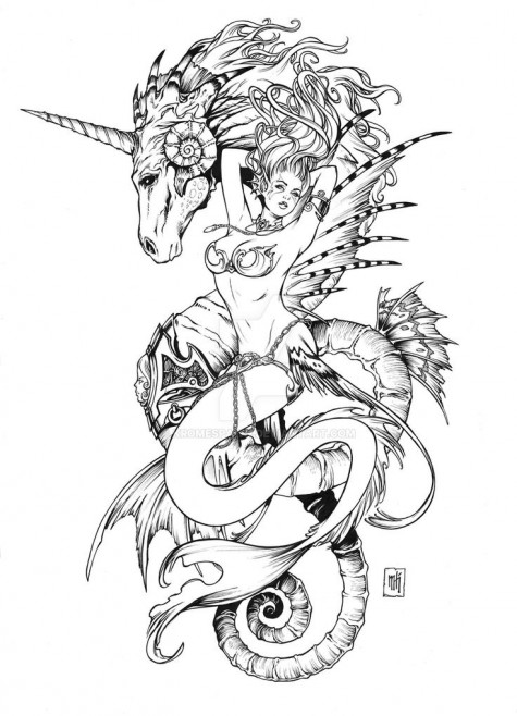 Mermaid-tattoo-ideas
