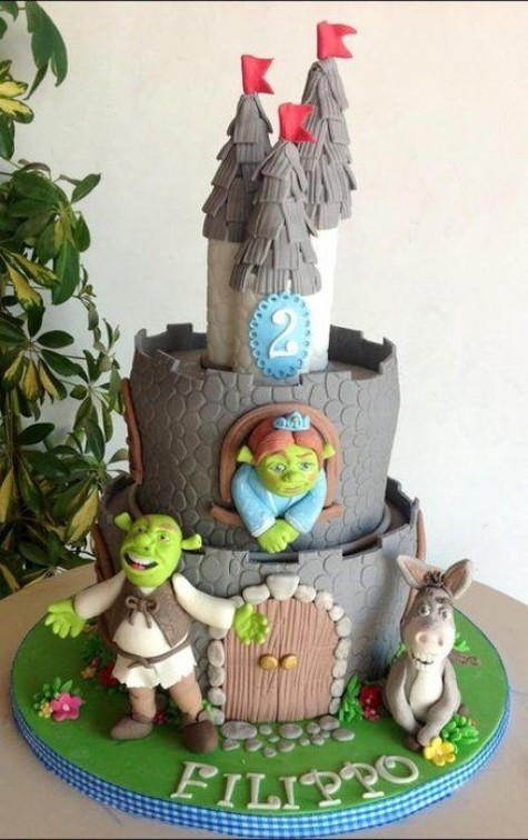 33 Diy Shrek Costume Amp Birthday Party Ideas And Shrek