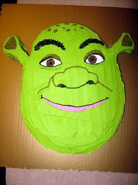 Shrek-Party-Idea