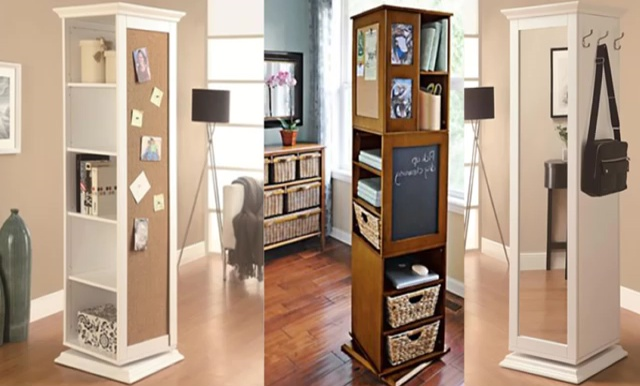 DIY Storage Ideas: 25+ Clever Space Saving Ideas for Small Apartment ...