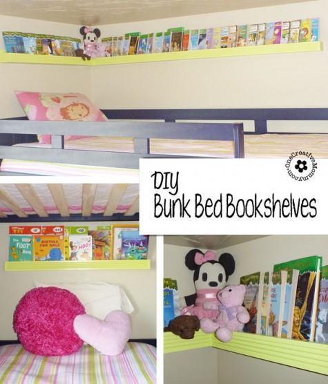 DIY Bookshelf ideas and design