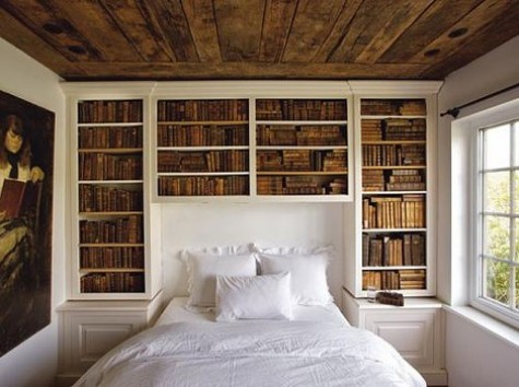 Diy Bookcase Headboard 37 diy bookshelf ideas: unique and creative ideas