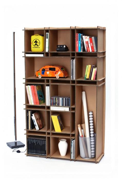 37 diy bookshelf ideas unique and creative ideas for How to diy bookshelf