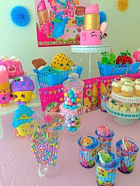 20 Shopkins Party Craft Ideas And Coloring Pages