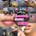 #7 Methods DIY Homemade Chapstick (Lip Balm) Recipes