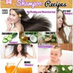 #14 DIY Homemade Shampoo: Shampoo Recipes for Babies to Grownups