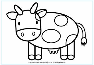 DIY Farm Crafts And Activities With 33 Farm Coloring Pages