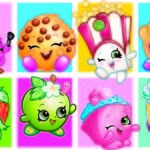 Shopkins All characters pictures