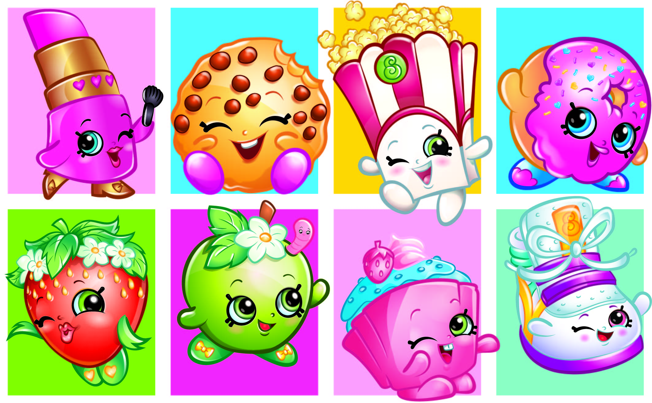 Shopkins all characters pictures diy craft ideas gardening - Shopkins pics ...