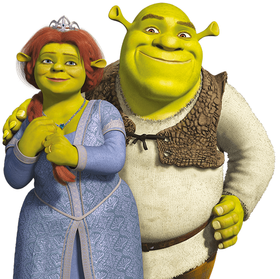Shrek And Fiona Diy Craft Ideas Amp Gardening