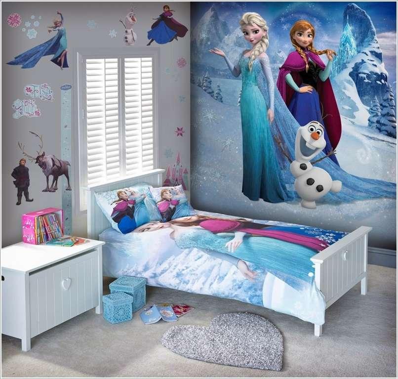 frozen bedroom ideas elsa and anna - Frozen Bedroom