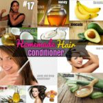 DIY #17 Homemade Hair Conditioner : Smooth and Silky Hair