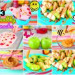 DIY Healthy Snacks: Easy and Scrumptious Snacks Ides