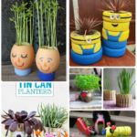 #22 DIY Recycled Planter Boxes: Step by Step Ideas