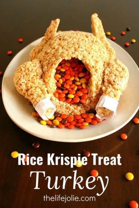 DIY Thanksgiving cookies